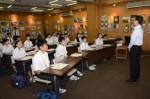 令和元年度体験入学<春日中学校>【7】