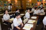 令和元年度体験入学<春日中学校>【8】