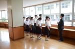 令和元年度体験入学<春日中学校>【17】