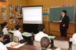 令和元年度体験入学<春日中学校>【25】