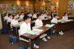 令和元年度体験入学<春日中学校>【26】