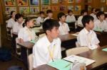 令和元年度体験入学<春日中学校>【28】