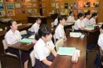 令和元年度体験入学<春日中学校>【29】