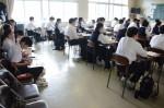 令和元年度体験入学<春日中学校>【41】