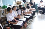 令和元年度体験入学<春日中学校>【42】