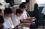 令和元年度体験入学<春日中学校>【43】