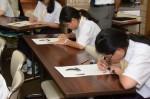 令和元年度体験入学<春日中学校>【52】
