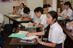 令和元年度体験入学<春日中学校>【59】