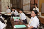 令和元年度体験入学<春日中学校>【61】