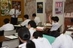 令和元年度体験入学<春日中学校>【66】