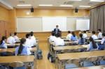 令和元年度体験入学<春日東中学校>【2】