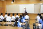 令和元年度体験入学<春日東中学校>【6】