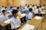 令和元年度体験入学<春日東中学校>【8】