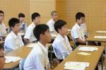 令和元年度体験入学<春日東中学校>【9】