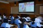 令和元年度体験入学<春日東中学校>【15】