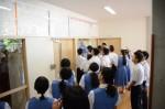 令和元年度体験入学<春日東中学校>【17】