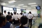 令和元年度体験入学<春日東中学校>【18】