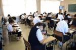令和元年度体験入学<春日東中学校>【26】