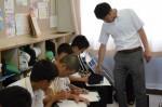 令和元年度体験入学<春日東中学校>【28】
