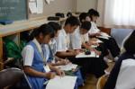 令和元年度体験入学<春日東中学校>【33】
