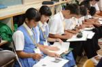 令和元年度体験入学<春日東中学校>【34】