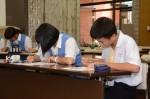 令和元年度体験入学<春日東中学校>【39】