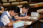令和元年度体験入学<春日東中学校>【41】