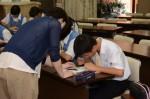 令和元年度体験入学<春日東中学校>【44】