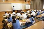 令和元年度体験入学<春日東中学校>【46】