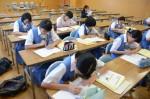 令和元年度体験入学<春日東中学校>【48】