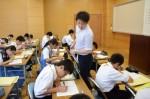 令和元年度体験入学<春日東中学校>【49】