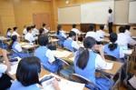 令和元年度体験入学<春日東中学校>【51】