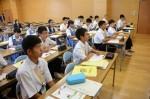 令和元年度体験入学<春日東中学校>【52】