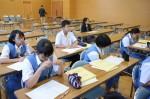 令和元年度体験入学<春日東中学校>【53】