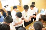令和元年度体験入学<春日東中学校>【58】