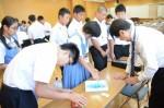 令和元年度体験入学<春日東中学校>【61】