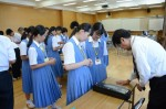 令和元年度体験入学<春日東中学校>【63】