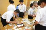 令和元年度体験入学<春日東中学校>【66】