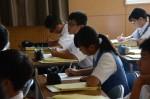 令和元年度体験入学<春日東中学校>【72】