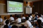 令和元年度体験入学<春日東中学校>【76】
