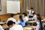 令和元年度体験入学<春日東中学校>【78】