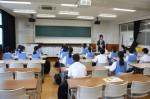 令和元年度体験入学<春日南中学校>【2】