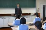 令和元年度体験入学<春日南中学校>【5】