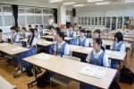 令和元年度体験入学<春日南中学校>【7】