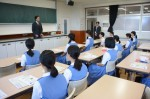 令和元年度体験入学<春日南中学校>【8】