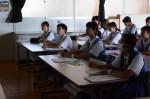 令和元年度体験入学<春日南中学校>【10】