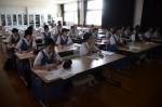 令和元年度体験入学<春日南中学校>【13】
