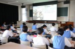 令和元年度体験入学<春日南中学校>【14】