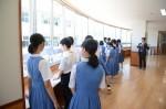 令和元年度体験入学<春日南中学校>【16】