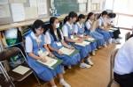 令和元年度体験入学<春日南中学校>【26】